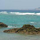 Okinawa Beaches 2 by Heather Conley