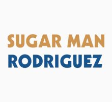 Rodriguez Sugar Man by arkaffect