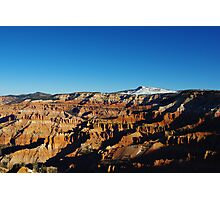Cedar Breaks National Monument, Utah Photographic Print