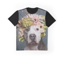 Flower Power, Pickles Graphic T-Shirt