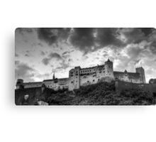Salzburg Castle Canvas Print