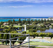 Cannon Hill and Lake Pertobe by Roger Neal