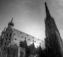 St. Stephen Three by antmason