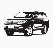 Toyota Land Cruiser 2010 by garts