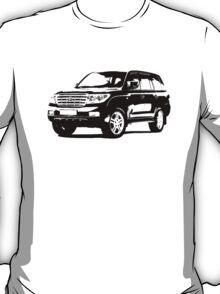 Toyota Land Cruiser 2010 T-Shirt