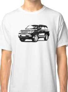 Toyota Land Cruiser 2010 Classic T-Shirt