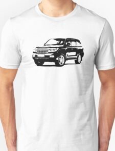 Toyota Land Cruiser 2010 T-Shirt