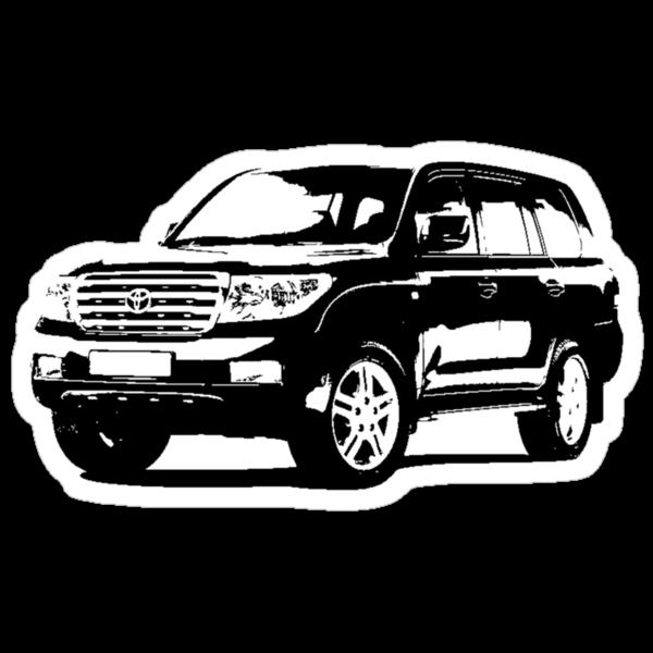 Toyota Land Cruiser 2010 by garts