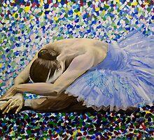 Dying Swan - Michael Dyer by Rachelle Dyer