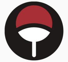 uchiha clan logo Kids Clothes