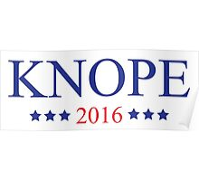 Knope 2016 Poster