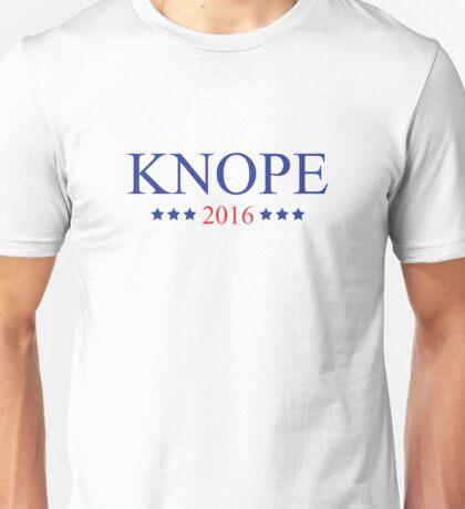 Knope 2016 Unisex T-Shirt