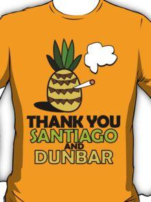 Santiago and Dunbar T-Shirt