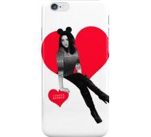 Love Jessica iPhone Case/Skin