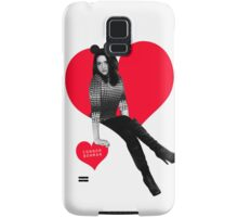 Love Jessica Samsung Galaxy Case/Skin