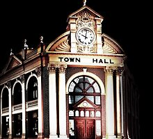 York Town Hall - Western Australia  by EOS20