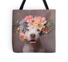 Flower Power, Ivy Tote Bag