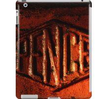 Spencer iPad Case/Skin