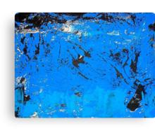 """Blue Rehab Small"" by Chip Fatula Canvas Print"