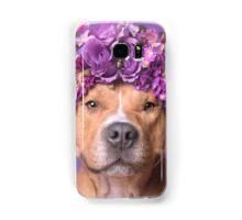 Flower Power, JD Samsung Galaxy Case/Skin