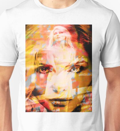 DEBBIE HARRY BLONDIE Unisex T-Shirt