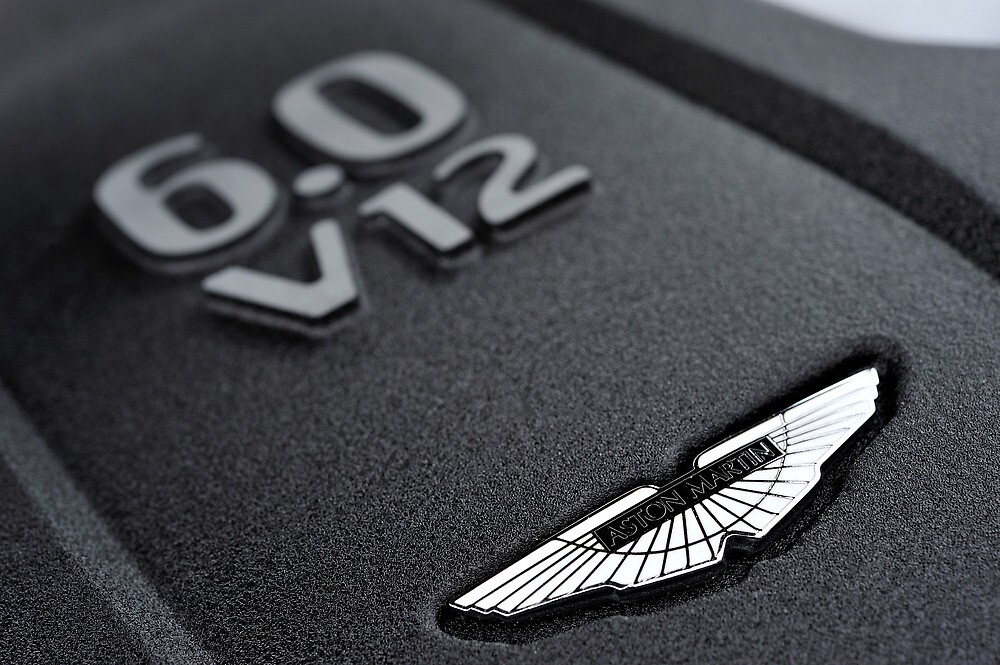The new Aston Martin Vanquish ... by M-Pics