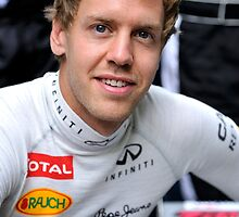 Sebastion Vettel World Champion ... by M-Pics