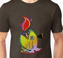 Rainbow Dino Unisex T-Shirt