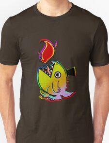 Rainbow Dino T-Shirt