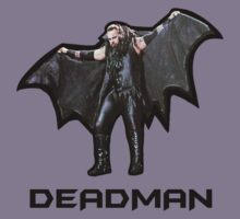 "Undertaker ""Deadman"" Batman by wemarkout"