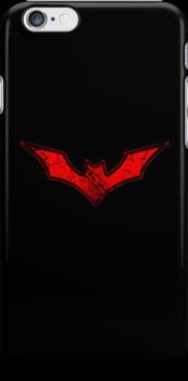 'Batman' Custom Logo by Enderoman