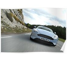 The new Aston Martin DB9 Poster