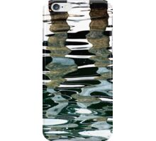 harbour reflection iPhone Case/Skin