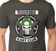 Mushroom Kingdoom Kart Club Unisex T-Shirt