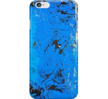 """Blue Rehab Small"" iPhone Case/Skin"