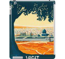Vintage poster - Palestine iPad Case/Skin