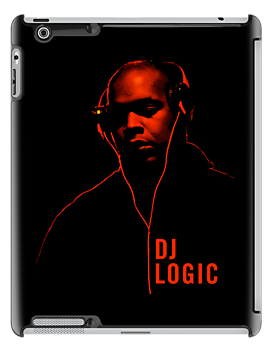 DJ LOGIC Red by connorbowman