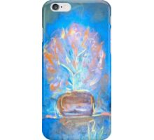 """Beths Flowers 1"" by Chip Fatula iPhone Case/Skin"