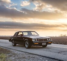 1985 Buick Grand National by - speedNbeauty-