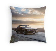 1985 Buick Grand National Throw Pillow