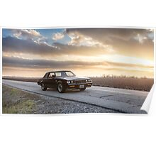 1985 Buick Grand National Poster