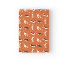 DOG SERIES: CORGI Hardcover Journal