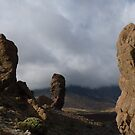 Statuesque Tenerife Rocks by jonvin