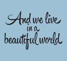 Beautiful World by LeaGerard