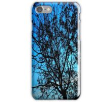 """""""Trees with Blue Sky"""" iPhone Case/Skin"""