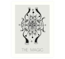 The Magic Art Print