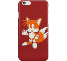 Minimalist Tails 3 iPhone Case/Skin