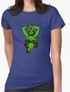 She Hulk - Vienna Graffiti Womens Fitted T-Shirt