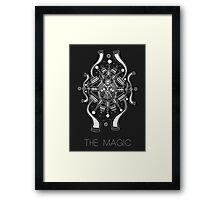 The Magic Framed Print