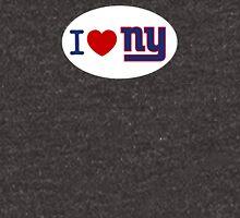 I LOVE NY (Giants) Euro Sticker T-Shirt